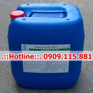Can Nhựa Cũ – Can thái – Can Oxy 35 Lít